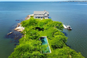 Potato Island, Private Retreat in the Thimble Islands - REF CHR_3413401