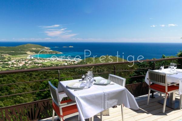 HOTEL FOR SALE IN CORSICA - CAP CORSICA - REF N82