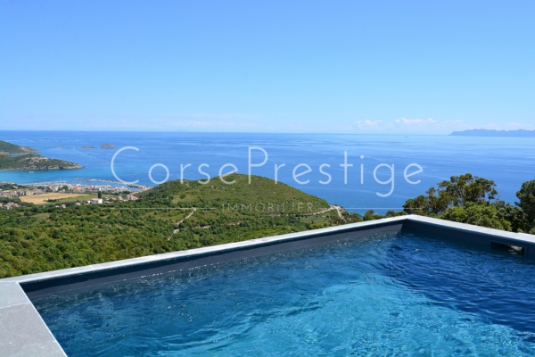 HOTEL FOR SALE IN THE NORTH OF CORSICA - CAP CORSICA - REF N82