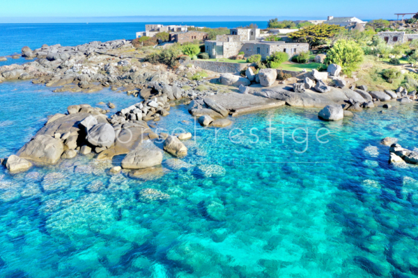 WATERFRONT PROPERTY FOR SALE NEAR ILE ROUSSE AND CALVI - REF N94