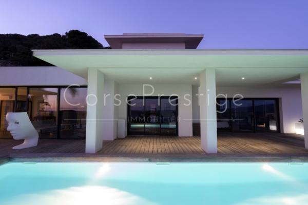Contemporary architect - Ajaccio -  Sanguinaires - REF N81