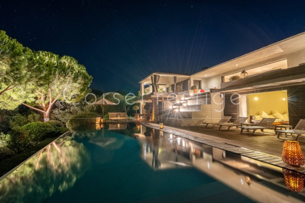 An exceptional property - Porto Vecchio - Punta d'Oro - REF N84
