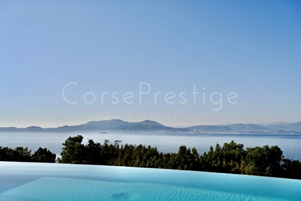 EXCEPTIONAL PROPERTY – LA CASTAGNA AJACCIO SOUTH SHORE - REF P04